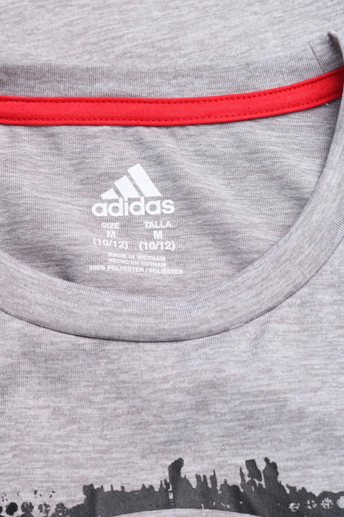 Детска тениска Adidas3