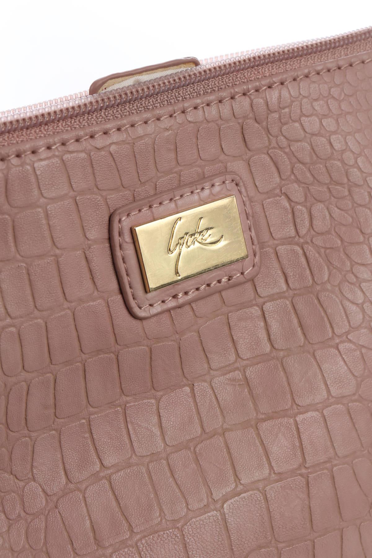 Кожена чанта Lycke4