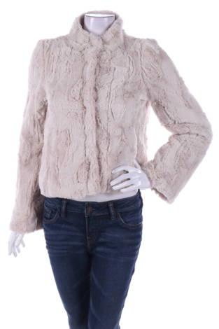 Палто с косъм Blossom&Blaner
