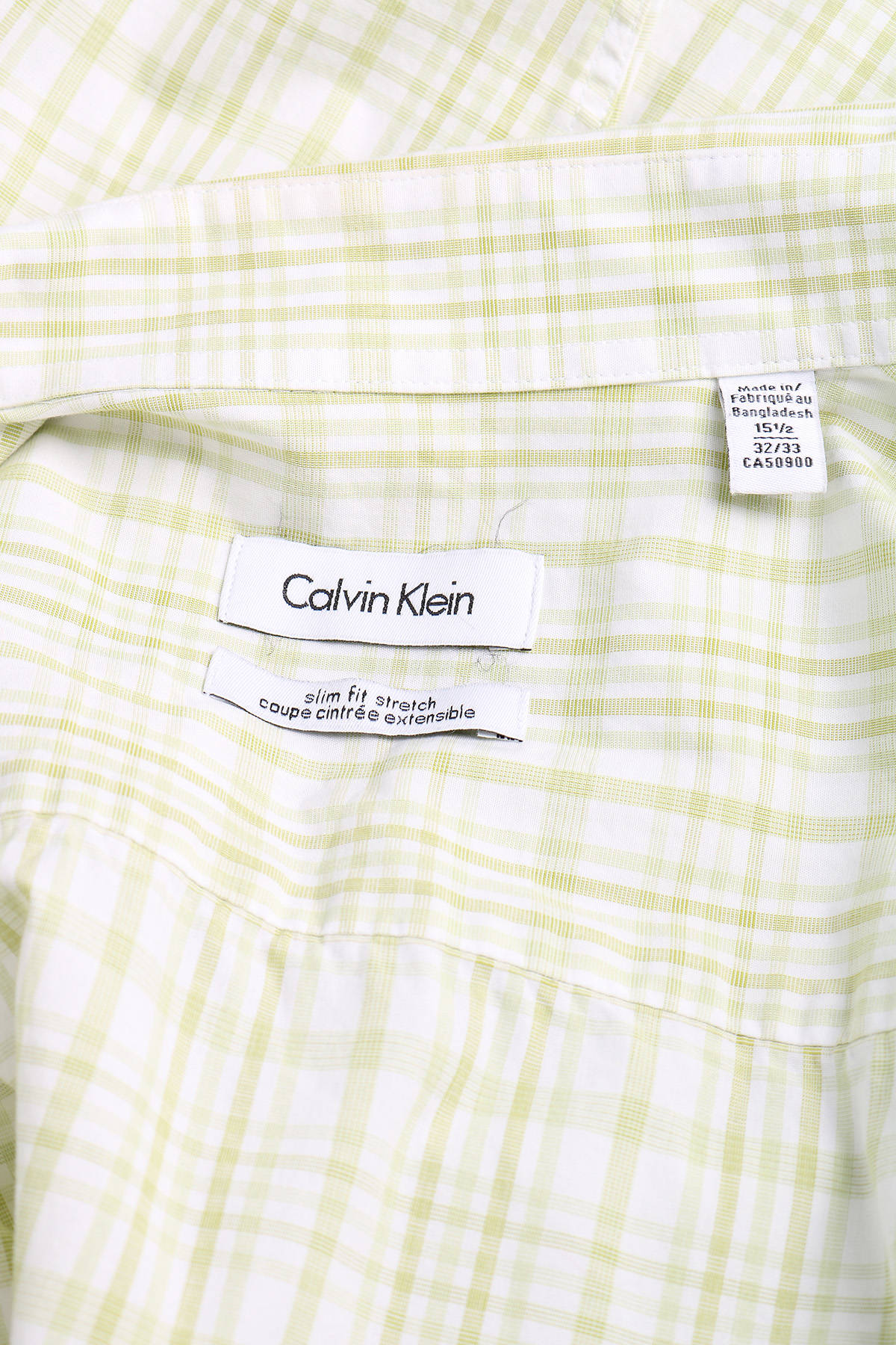 Риза Calvin Klein3