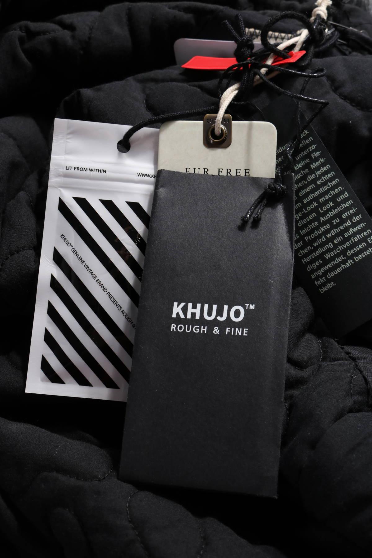 Зимно яке Khujo5