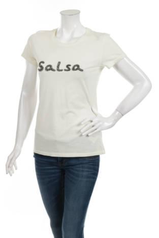 Тениска с щампа SALSA