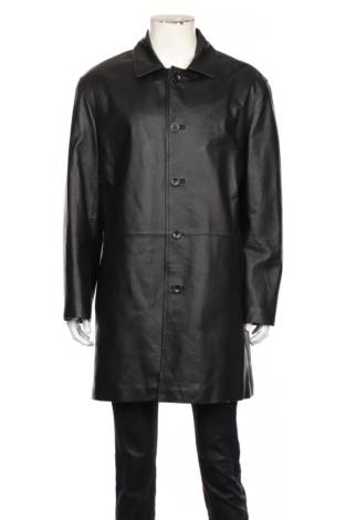 Кожено палто BGSD