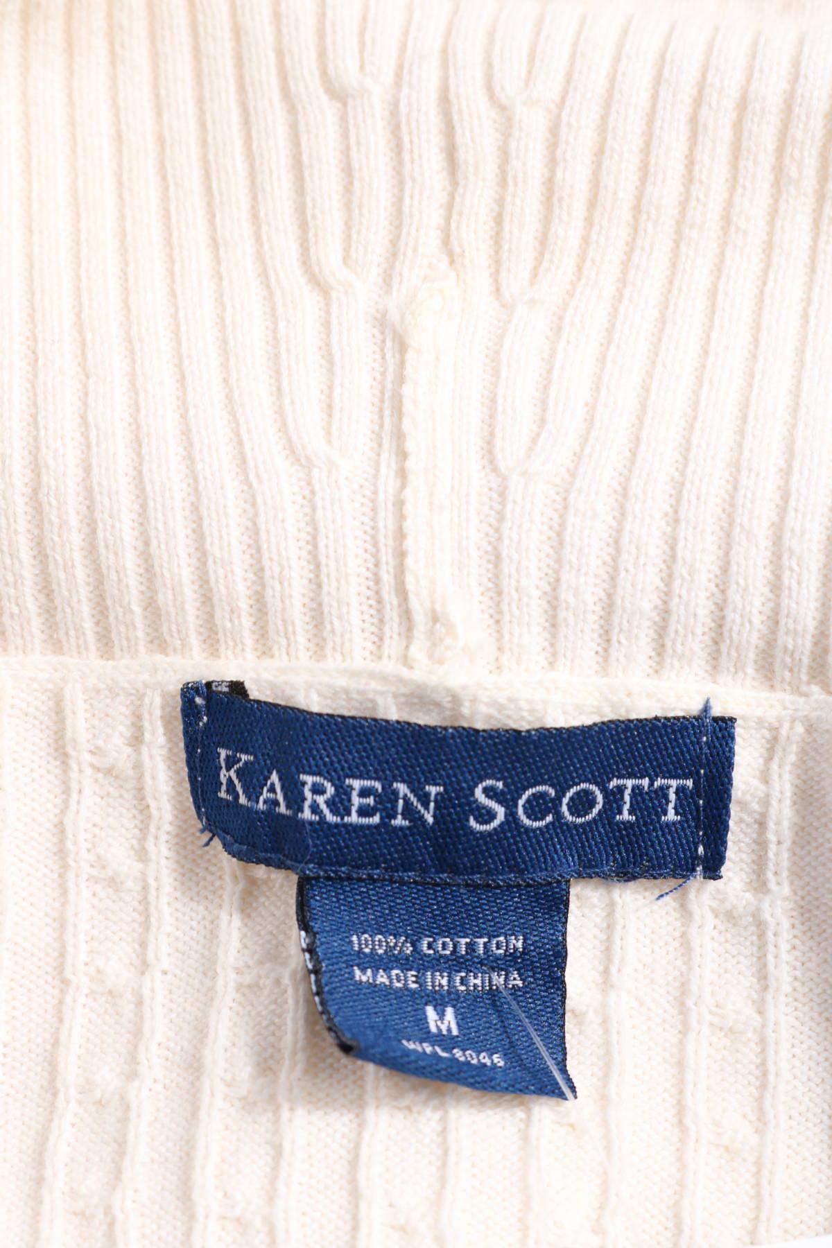 Пуловер KAREN SCOTT3