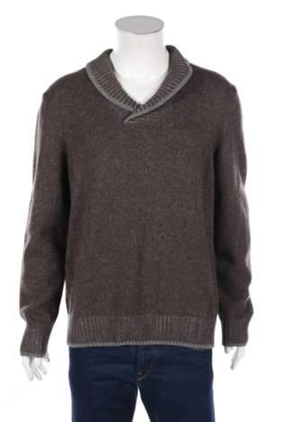 Пуловер с поло яка Joseph Abboud