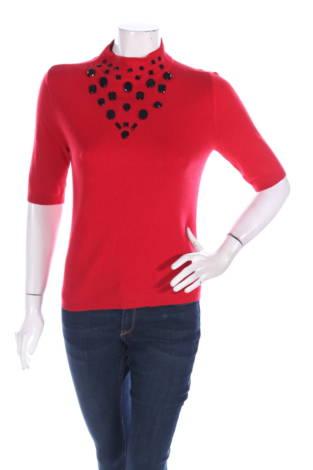 Пуловер с поло яка Worthington