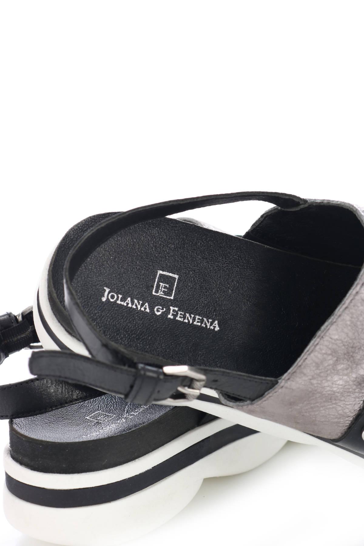 Ниски сандали Jolana&Fenena4