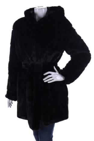 Палто с косъм Jacqueline De Yong