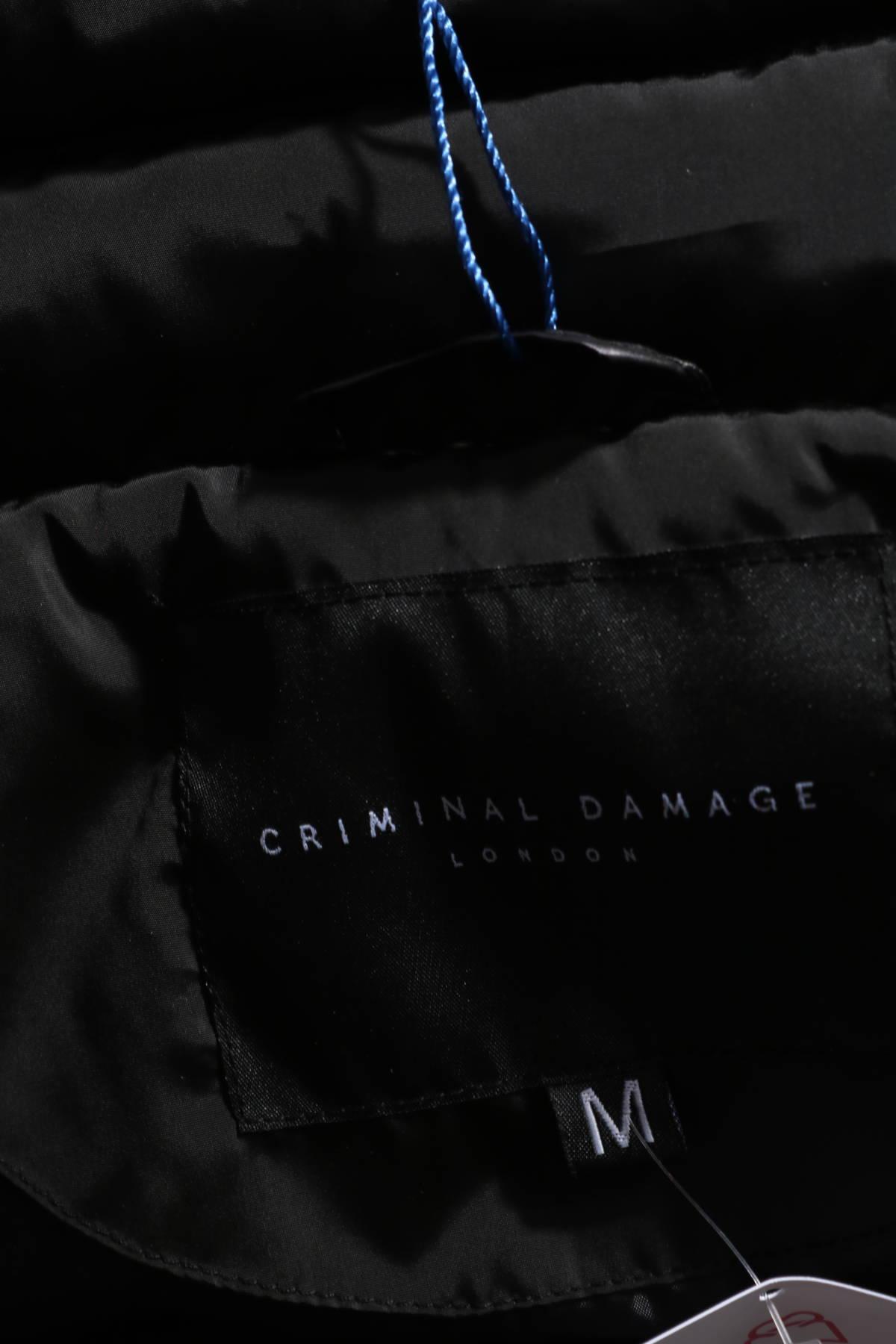 Зимно яке Criminal Damage5
