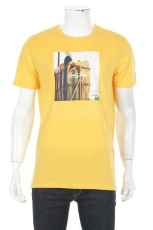 Тениска с щампа JACK&JONES