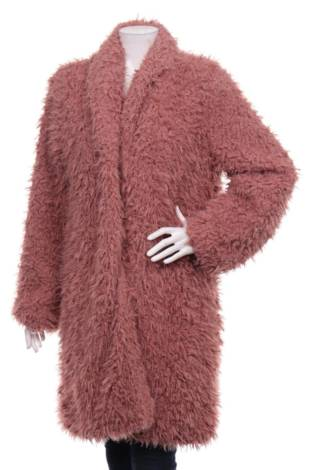 Палто с косъм WILD FABLE