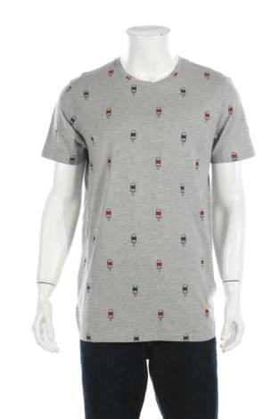 Тениска с щампа Rebel