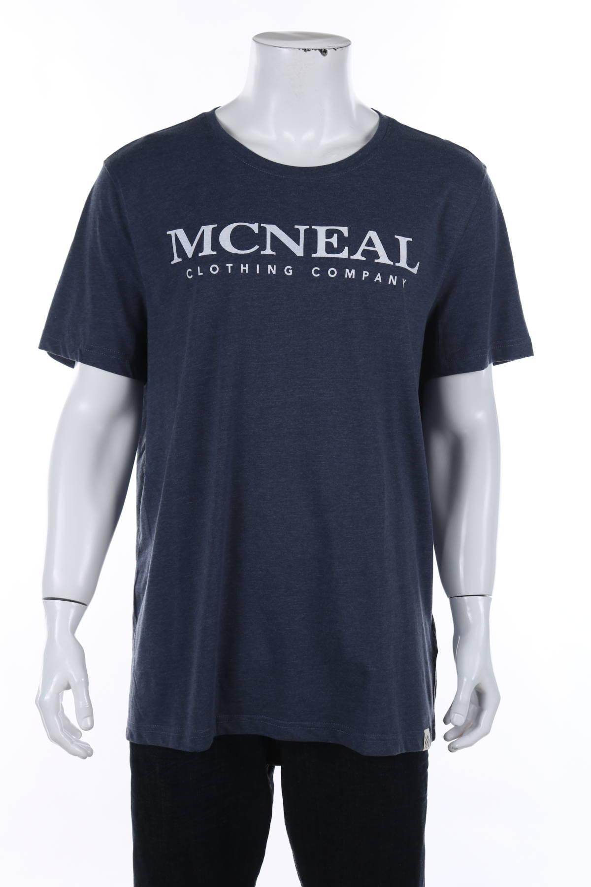 Тениска с щампа Mc Neal1