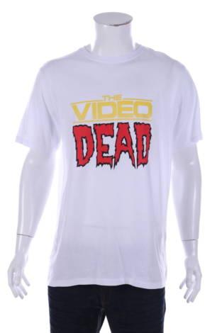 Тениска с щампа Soulland