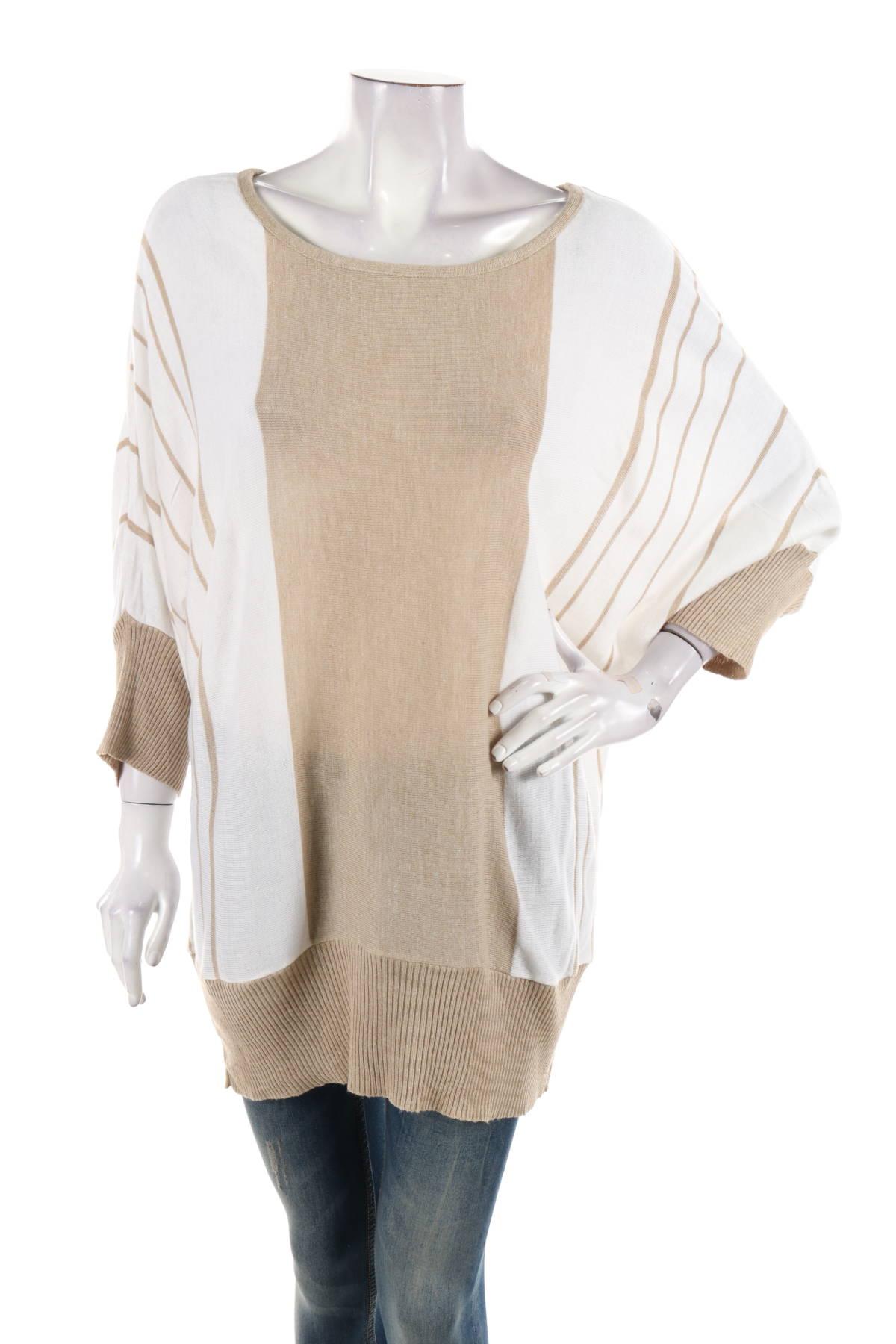 Пуловер Ashley Stewart1