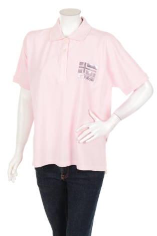 Тениска с щампа NAPAPIJRI