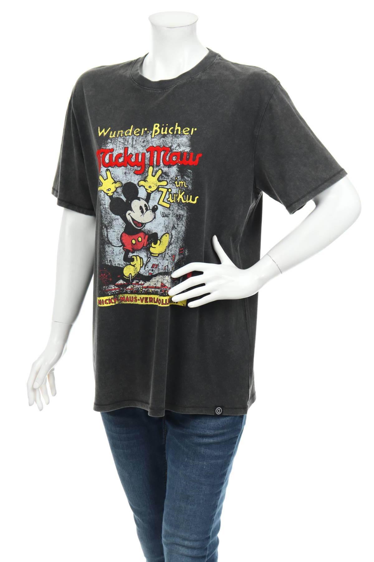 Тениска с щампа DESIGUAL1