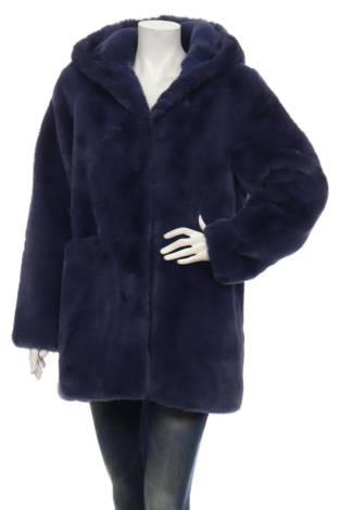 Палто с косъм DERHY