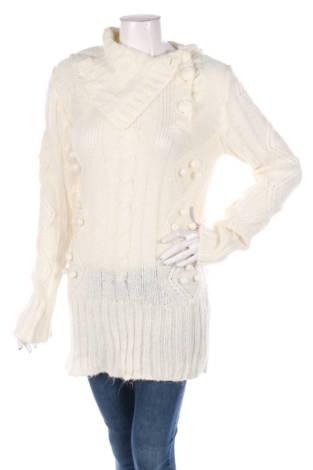 Пуловер с поло яка Reneec