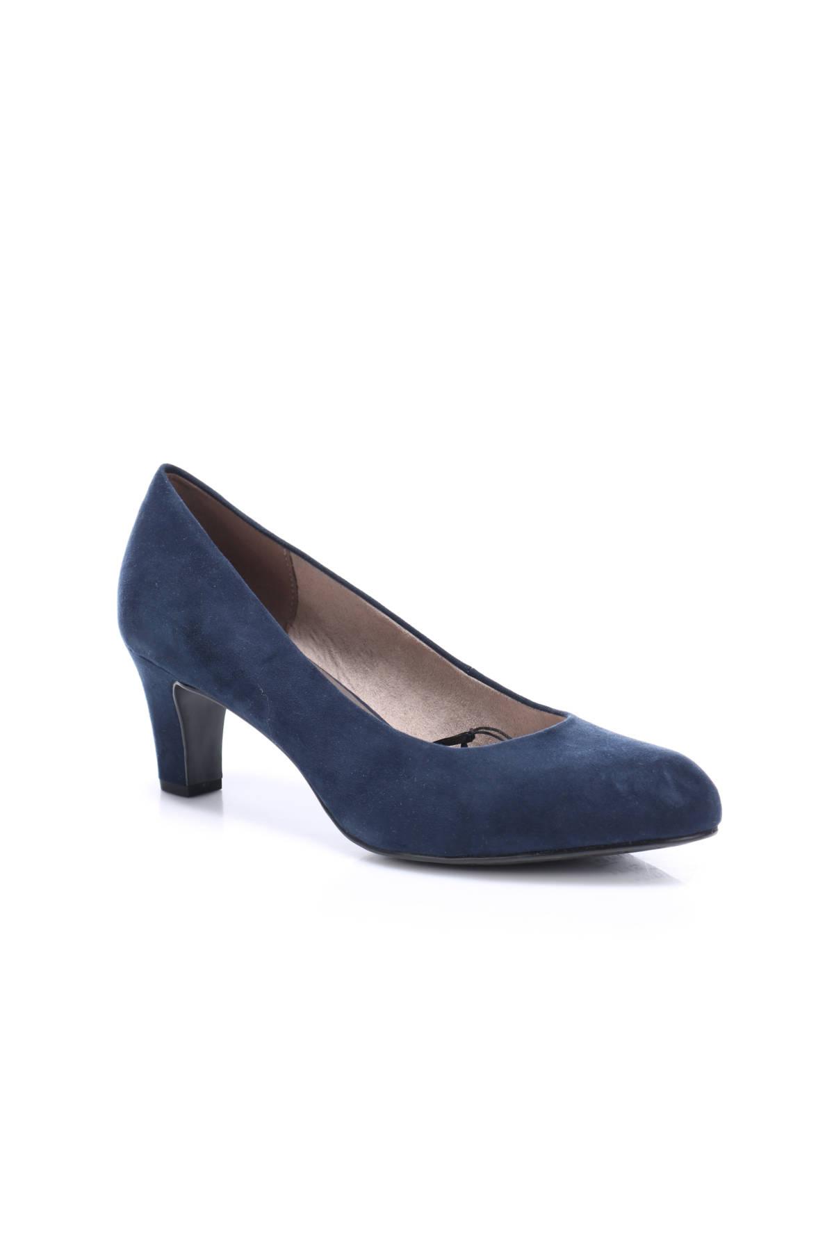 Обувки на ток Tamaris1