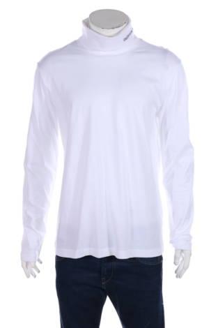 Блуза с поло яка Calvin Klein Jeans