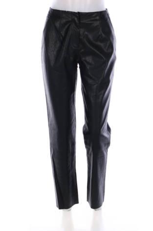 Кожен панталон Pieces