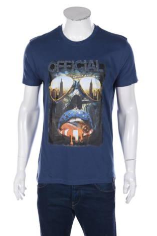 Тениска с щампа Rg 512