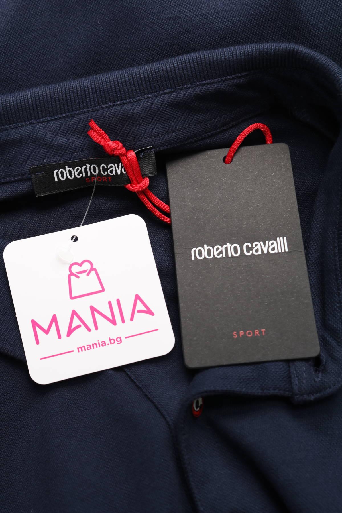 Тениска Roberto Cavalli3