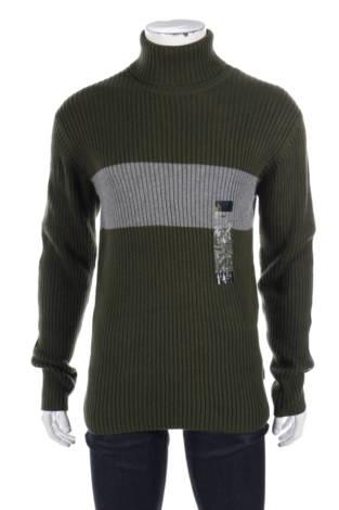 Пуловер с поло яка NAUTICA