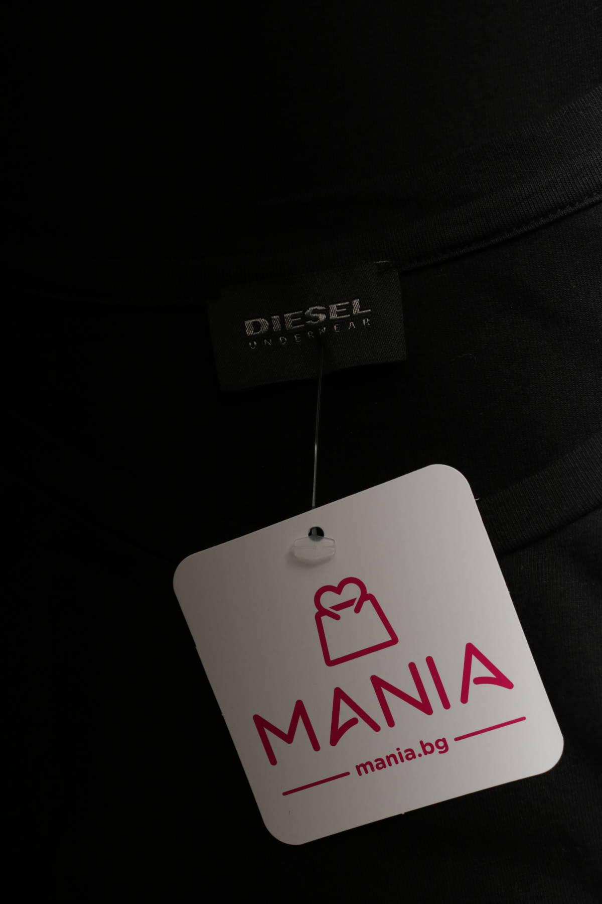 Тениска с щампа DIESEL3