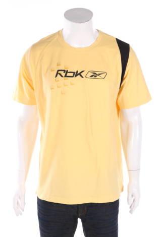 Тениска с щампа Reebok