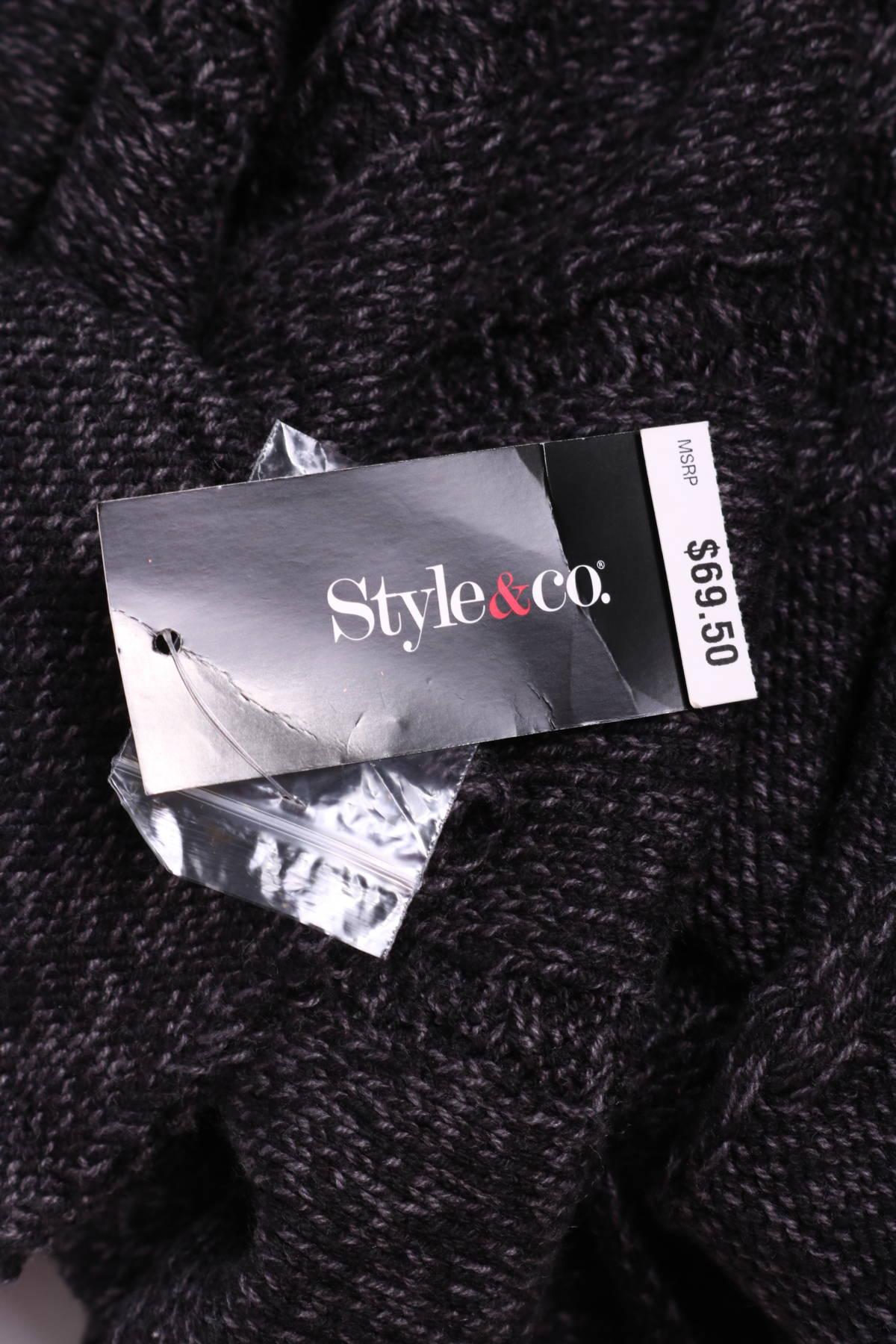 Жилетка STYLE & CO3