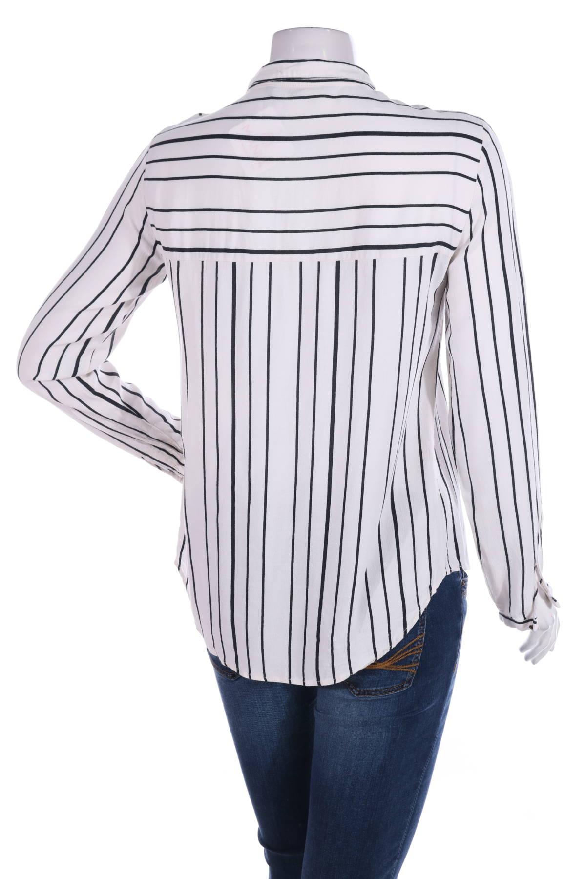 Риза Zara Basic2