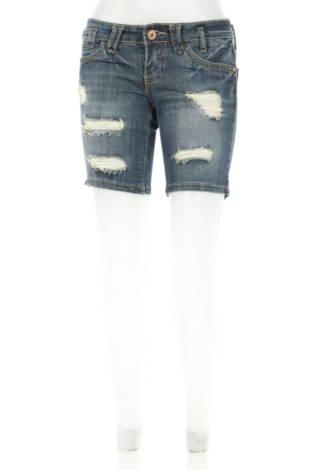 Къси дънки H&G MODA
