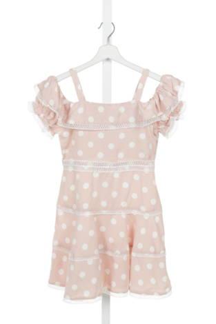 Детска рокля BARDOT