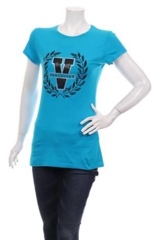 Тениска с щампа CITYSCAPE