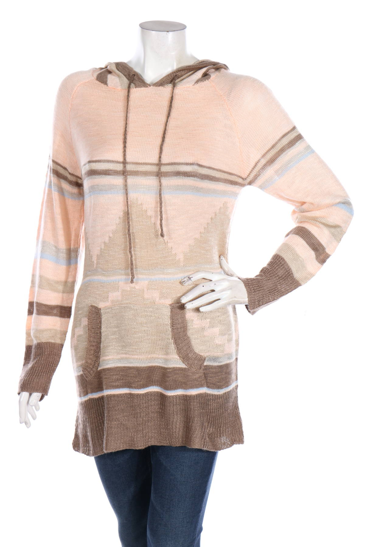 Пуловер NO BOUNDARIES1