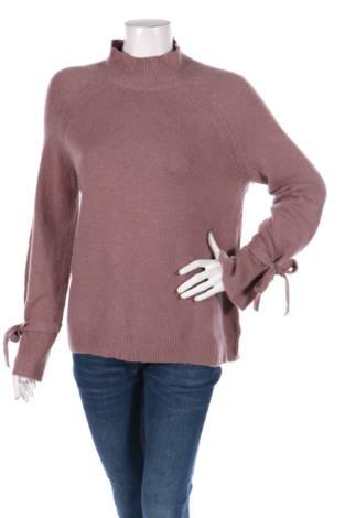 Пуловер с поло яка Cynthia Rowley