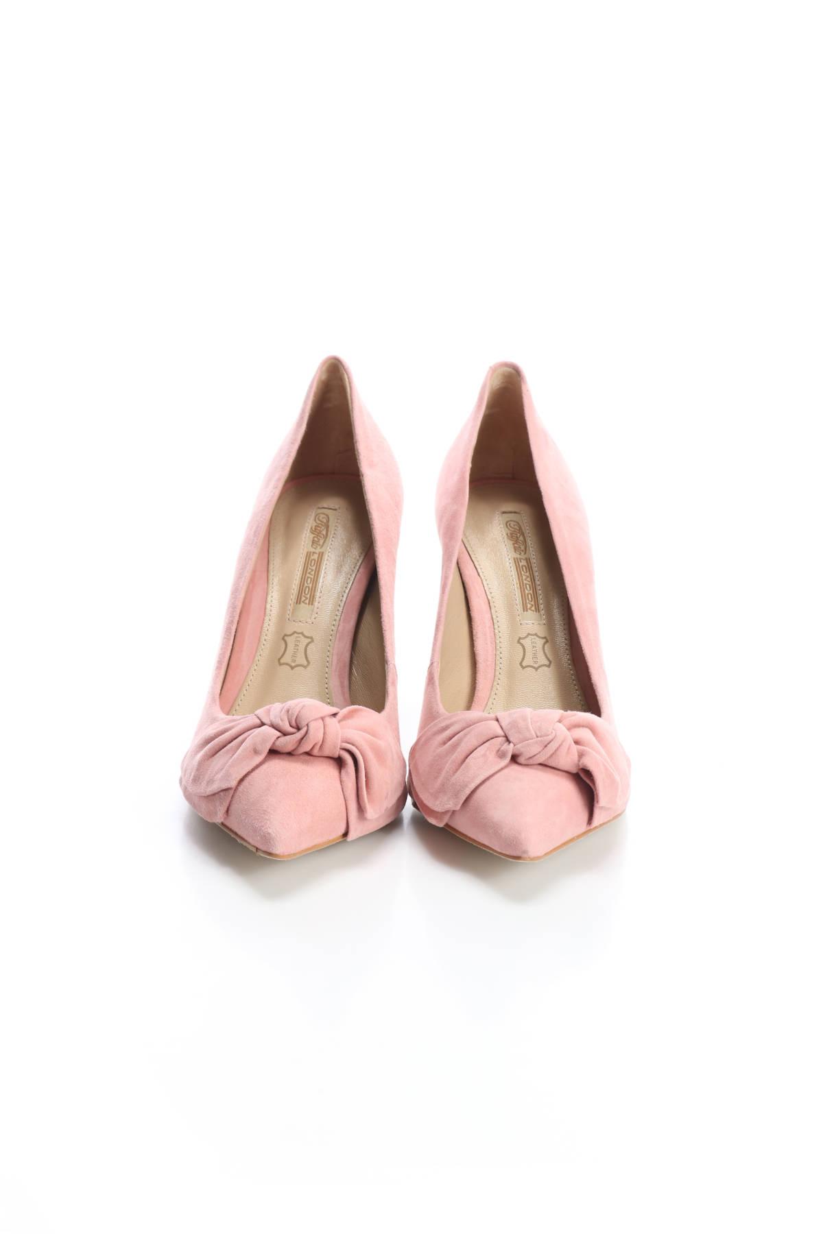 Обувки на ток Buffalo2