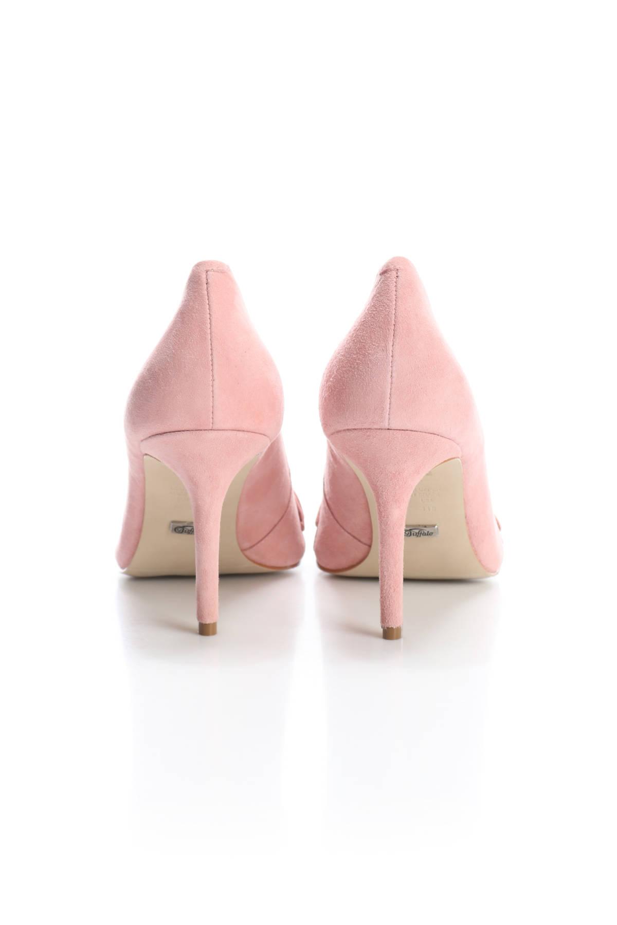 Обувки на ток Buffalo3