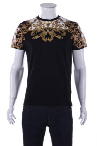Тениска с щампа BRAVE SOUL