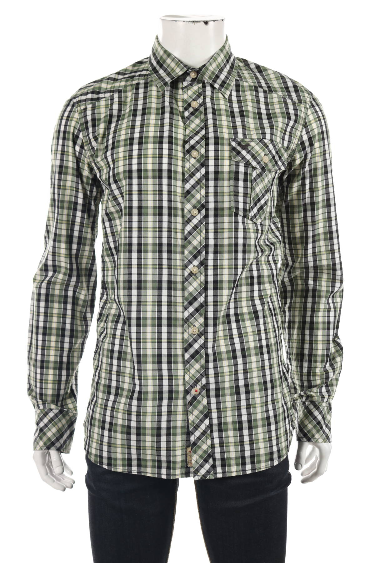 Риза MUSTANG1
