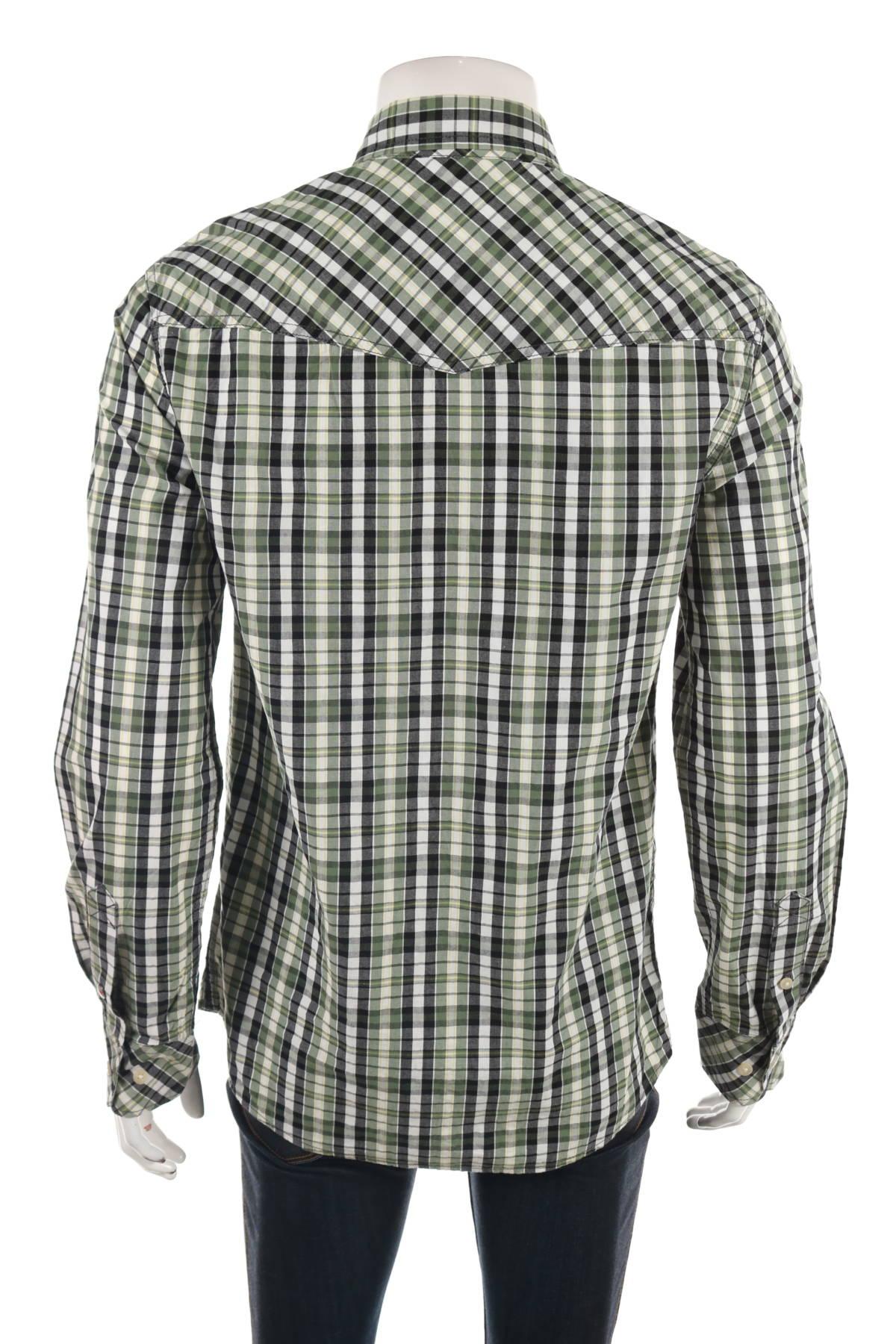 Риза MUSTANG2