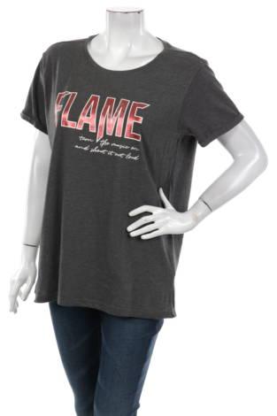 Тениска с щампа JEAN PASCALE