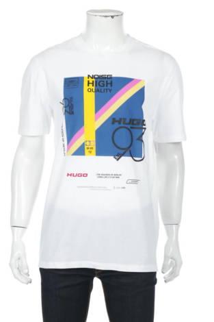 Тениска с щампа HUGO BOSS