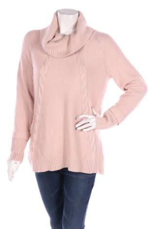 Пуловер с поло яка Calvin Klein