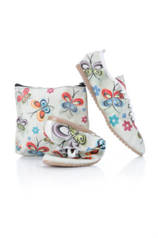Ниски обувки Foldy