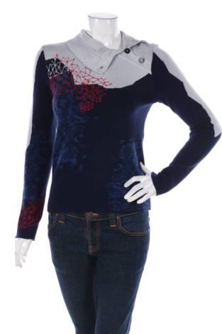 Пуловер с поло яка Aventures Des Toiles