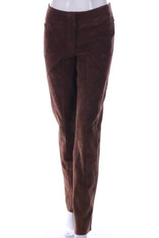 Кожен панталон TCM