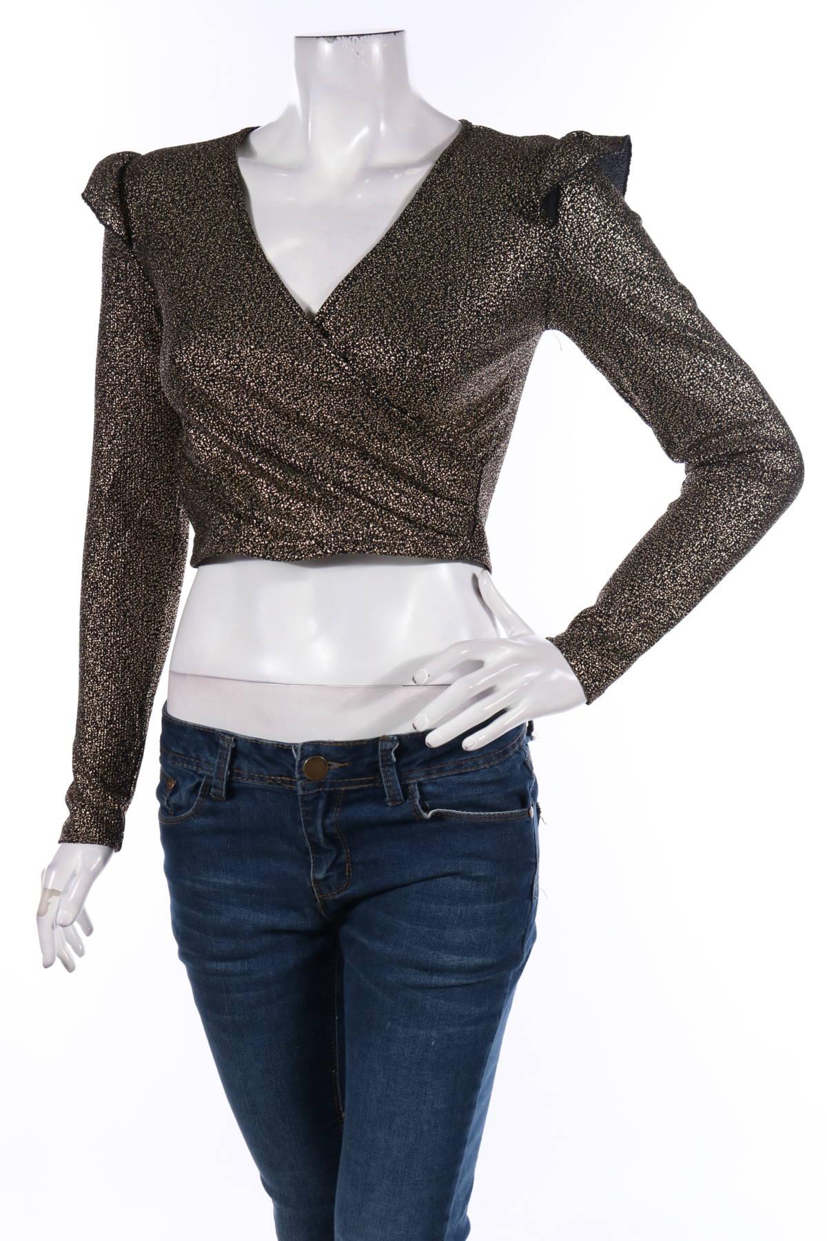 Блуза EVEN&ODD1
